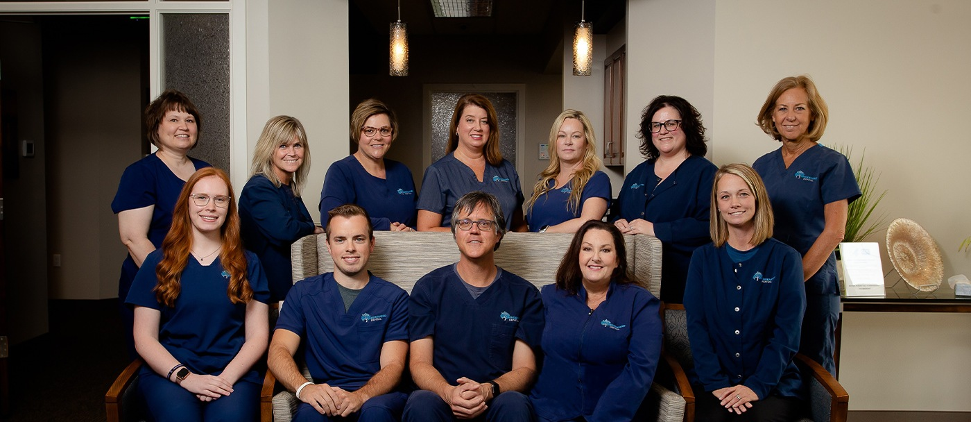 The Edgewood Dental team