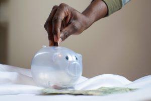 Saving money for dental financing